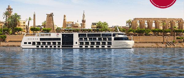 Viking Osiris River Cruise Ship