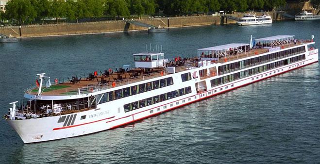 Viking Prestige River Cruise Ship