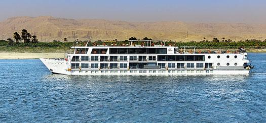 Viking Ra River Cruise Ship