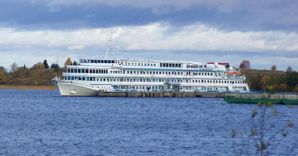Viking Rurik River Cruise Ship