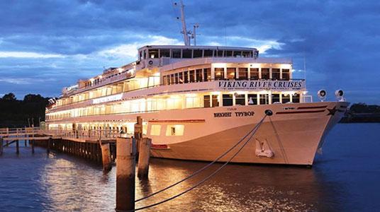 Viking Truvor River Cruise Ship