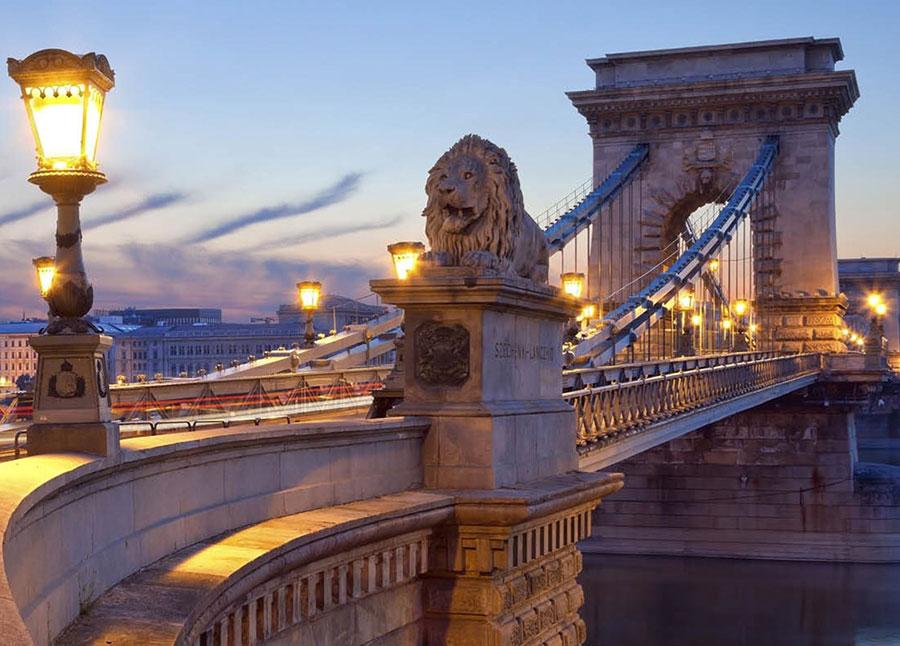 Danube Delights -2021 Munich Budapest